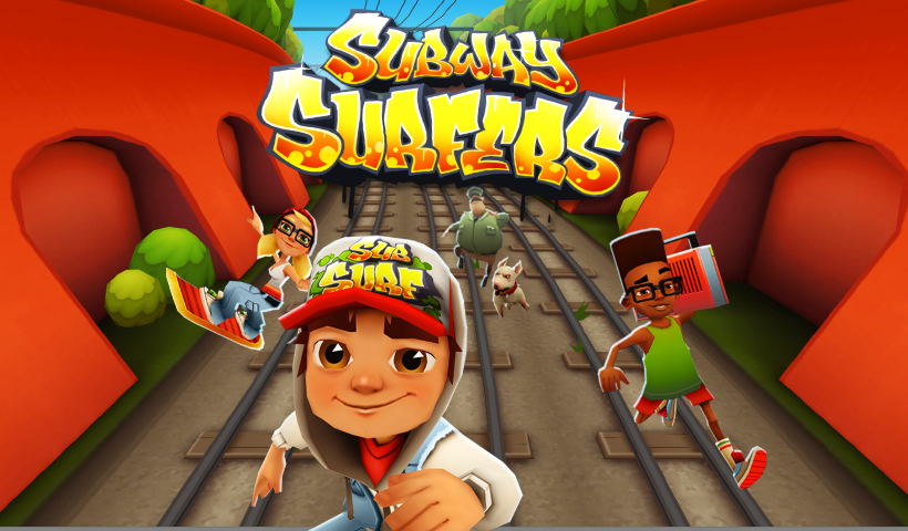 Subway surfers игра