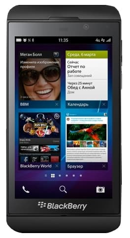 BlackBerry Z10 STL100-1