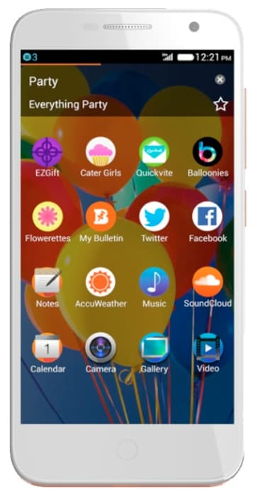 Alcatel OneTouch FIRE E 6015X