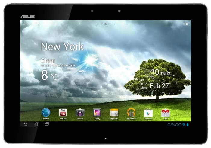 ASUS Transformer Pad Prime TF201 32Gb dock