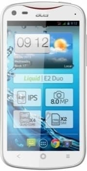 Acer V370 Liquid E2 Duo (White)