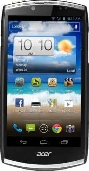 Acer CloudMobile S500 (Black)
