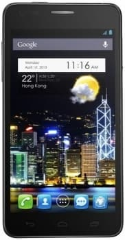 ALCATEL ONETOUCH Idol Ultra 6033X (Black)