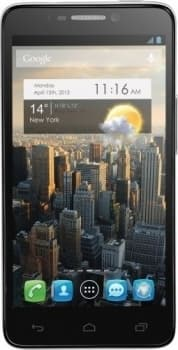 ALCATEL ONETOUCH Idol 6030D (Silver)