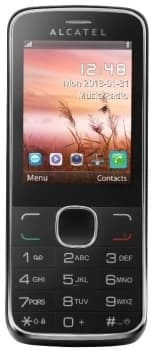 ALCATEL ONETOUCH 20.05D (Anthracite)