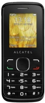 ALCATEL ONETOUCH 1060D (Black)