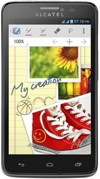 ALCATEL ONETOUCH Scribe Easy 8000D (Black)