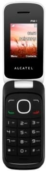 ALCATEL ONETOUCH 1030D (Pure White)