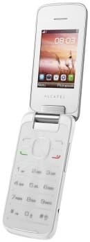 ALCATEL ONETOUCH 2010D (Pure White)