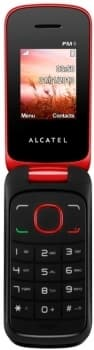 ALCATEL ONETOUCH 1030D (Flash Red)