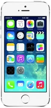 Apple iPhone 5S 16GB (Silver)