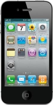 Apple iPhone 4S 8GB (Black)