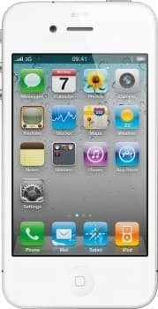 Apple iPhone 4 16GB (White)