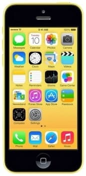 Apple iPhone 5C 32GB (Yellow)