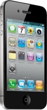 Apple iPhone 4 32GB (Black)