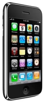 Apple iPhone 3G S 32GB (Black)