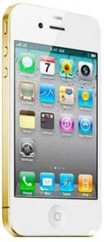 Apple iPhone 4S  (Gold Edition)