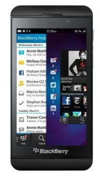 Blackberry Z10 (Black)