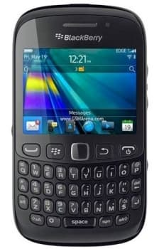 Blackberry Curve 9220 (Black)