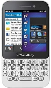 Blackberry Q5 (White)