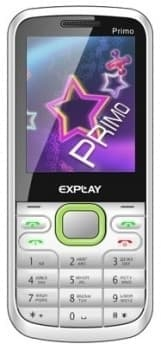 Explay PRIMO (White-Green)