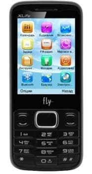 Fly DS124 (Black)