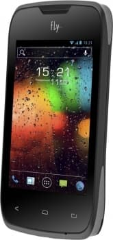 Fly IQ431 Glory (Black)