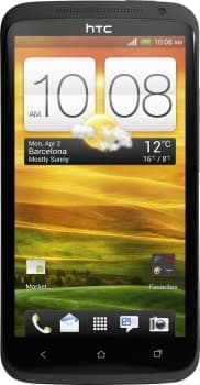 HTC One X 16GB (Black)