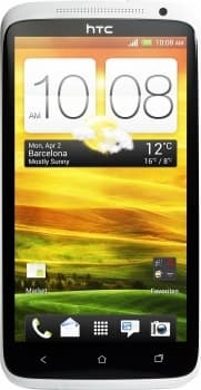 HTC One X 16GB (White)