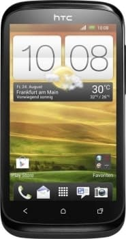 HTC Desire X Duos (Back)