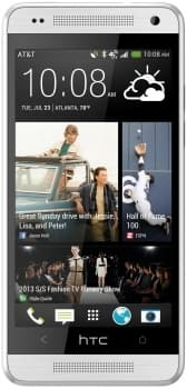 HTC One mini 601n (Glacier White)