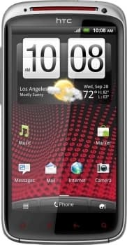 HTC Sensation XE (White)
