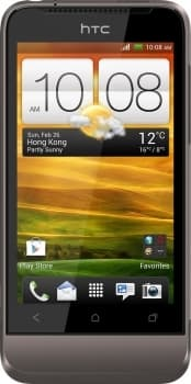 HTC One V (Grey)