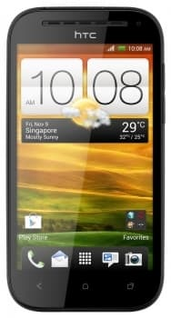 HTC One SV (Black)