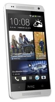 HTC One mini 601n (Silver)