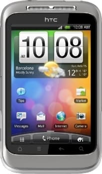 HTC Wildfire S (White)