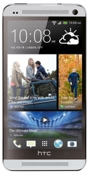 HTC One 801s (Silver)