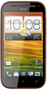 HTC One SV (Red)