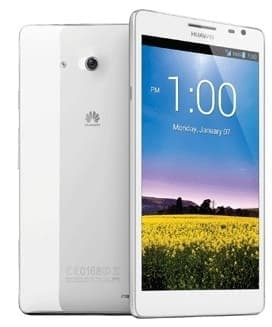 HUAWEI Ascend Mate MT1-U06 (White)