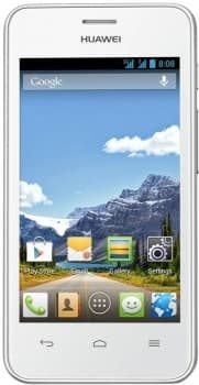 HUAWEI Ascend Y320D (White)