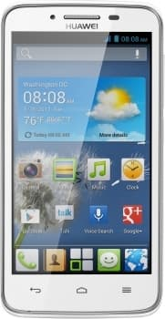 HUAWEI Ascend Y511D (White)