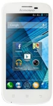 Lenovo IdeaPhone A760 (White)