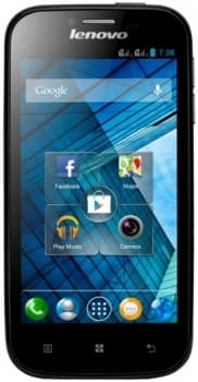 Lenovo IdeaPhone A706 (Black)