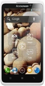 Lenovo Ideaphone S890 (White)