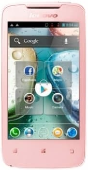 Lenovo IdeaPhone A390 (Pink)