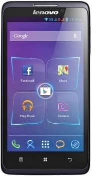 Lenovo Ideaphone S890 (Black)