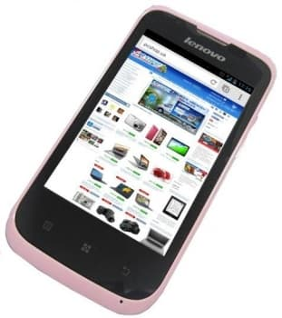 Lenovo IdeaPhone A60+ (Pink)