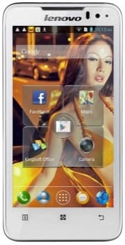 Lenovo IdeaPhone P770 (White)