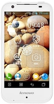 Lenovo IdeaPhone S686 (White)