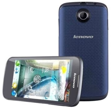 Lenovo IdeaPhone S696 (Blue)